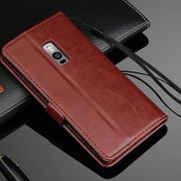 Flip Cover PU Leather Stand Cover Case Casing HP Samsung S4 Mini I9190