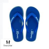 FRENCHIE Sandal Jepit CURVE SCV12 BLUE GREY