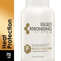 Makarizo Professional Rebonding System Protection Spray Bottle 70 ml