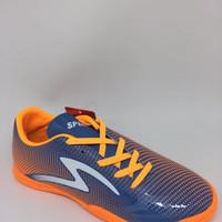 Sepatu futsal specs original Thunderbolt orange JUNIOR anak anak