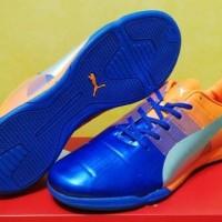 Sepatu Futsal Puma Evopower 1.3 Blue