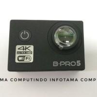 Brica B-Pro5 Alpha Edition Silver Action Camera   Cam Kamera B Pro 5