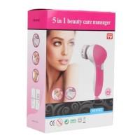 Harga alat facial wajah 5 in 1 face beauty care massager 5 in   antitipu.com