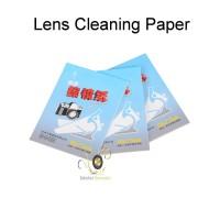 Tisu Lensa / Tissue Lensa / Cleaning Lens Paper