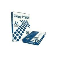 Kertas HVS A4 70 gram Copy Paper, JAMIN MURAH!! - Khusus Gojek