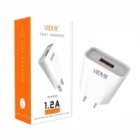 Vidvie Micro Charger (USB Cable Included-Micro) - PLM309-Putih -