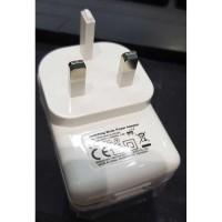 Traveler Charger 1 USB Port 5V 2 A US Plug - FPS012UK2A-050200-Putih -