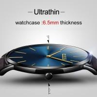 BDC30 OLEVS Ultra tipis Jam Tangan Atas Merek Mewah Jam Tangan Pria Bi