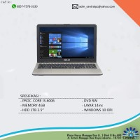 Laptop Asus X541UA ( Proc. Core i3 6006/ 15