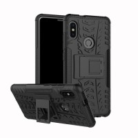 Xiaomi Redmi Note 5 Pro soft case casing hp back cover RUGGED ARMOR