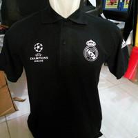 Kaos Polo/Baju/Kaos Kerah/Polo shirt real madrid fc