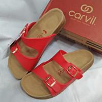 Sandal Casual Wanita merk Carvil original