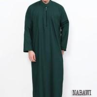 Al-isra JUBAH NABAWI Warna Pakaian Gamis Muslim Pria Ok Murah
