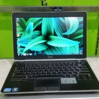 Laptop bekas Dell Latitude E6230 Core i7- 3540m Ram 4gb HDD 500gb