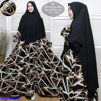 Syar'i Monalisa Marbella-gamis tali gucci-terbaru-syari-modis-TL