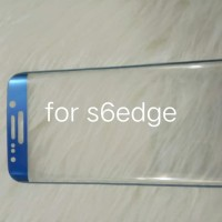 TEMPERED GLASS FULL SAMSUNG S6 EDGE AND S6 EDGE PLUS