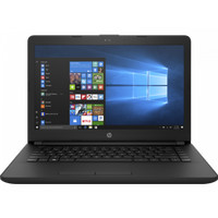 Laptop/Notebook HP Laptop 14-bs089TX CORE i3 Series BLACK WIN10SL -4GB