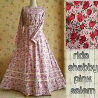 Dress Maxi Rida Shabby Pink Ste