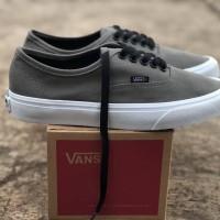 Sepatu Vans Authentic Grey White Waffle IFC Premium Import Termurah