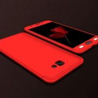 Case 360 Samsung Galaxy J7 Prime New Slim Hard Full Body Protectiona