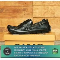 SEPATU CASUAL SLOP SLIP ON KULIT ASLI BALLY/KICKERS/ADIDAS/VANS