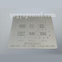 Plat cetak BGA 0.15mm STENSIL BGA 5 in 1 bga reballing stencil