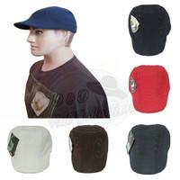 Topi pelukis / topi pet / flatcap / topi copet / newsboy