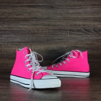 Sepatu Sneakers/Casual Converse Chuck Taylor Hi 37 ORIGINAL SECOND