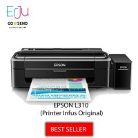 EPSON L310 (A4 Printer INKJET INFUS ORIGINAL)