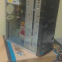 PAKET CPU KOMPUTER CORE 2 DUO CASING BARU
