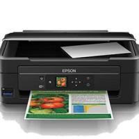 printer epson l455 ( print,scan ,copy ) garansi 2tahun
