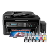 printer epson L565 ( print ,scan ,copy ,fax ) wifi