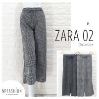 ZARA 02 Celana Kulot Panjang Premium / Culotte / Celana Kulot / Promo