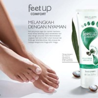 Jual Feet Up Comfort All Day Refreshing Care Foot Cream - oriflame Murah