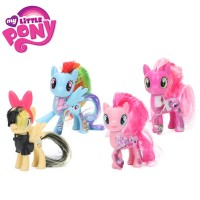 Jual NEW 2018 8cm My Little Pony Toys Friendship is Magic Pinkie Pie Murah