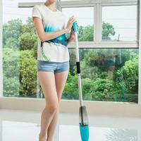 Microfiber Spray mop/alat pel otomatis/sapu/tongkat pel/pel semprot