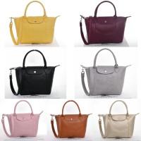 Longchamp Cuir Semipremium / Tas Wanita bahan Kulit