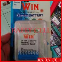 Win Baterai HP Evercoss A7s Double Power Batre Battery