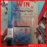 Win Baterai HP Advan S4A Double Power Batre Battery
