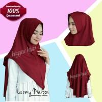 WA +62 823-1322-9989, Hijab Jilbab Instan Untuk ke Kantor Lazmy