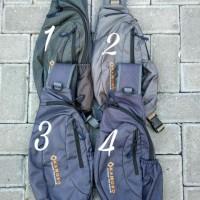 Terbaru- Tas Waistbag/Sling Bag/Selempang/Slempang Outdoor Merk Kamoro