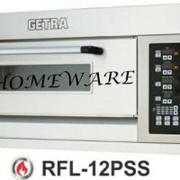 Promooooo Getra Rfl-12Ss Gas Backing Oven / Oven Gas Pemanggang Kue
