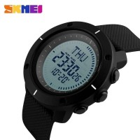 jam tangan outdoor with Compass - bukan jam eiger BERKUALITAS