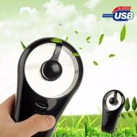 Kipas Angin Tangan Super Silent Power USB / Baterai AA