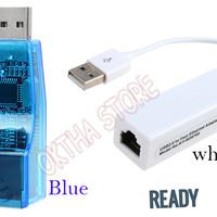 Adapter USB LAN Coverter USB to LAN Konverter USB LAN