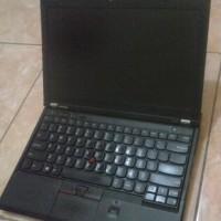 Lenovo ThinkPad X230 i5 SSD 120GB RAM 4GB Baterai 9 Cell