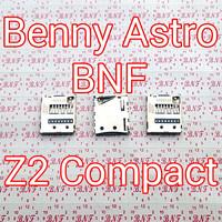 Konektor Memory Card - Sony Xperia Z2 Compact - Z2 Mini