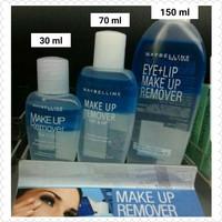 MAYBELLINE EYE LIP MAKE UP REMOVER 150 ML
