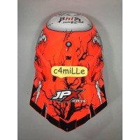 Best Seller HELM JPX CROSS X14 RED FLUO GLOSS TRAIL SUPER CROSS