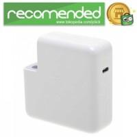 Apple 87W MagSafe Power Adapter Type C A1719 - Putih